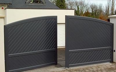 id service une vaste gamme de portails dans le nord. Black Bedroom Furniture Sets. Home Design Ideas